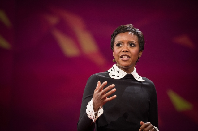 Mellody Hobson. Photo: James Duncan Davidson